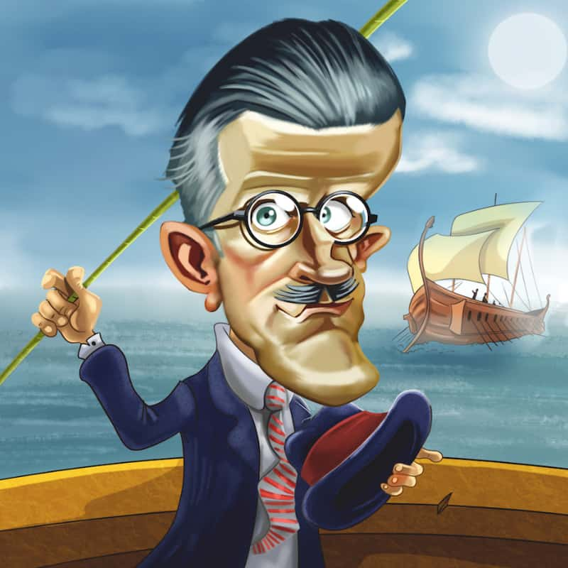 James Joyce - James Joyce