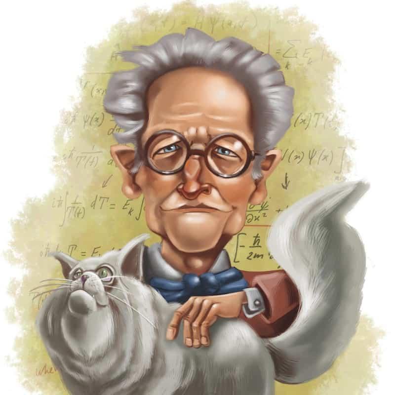 ErwinSchrödinger
