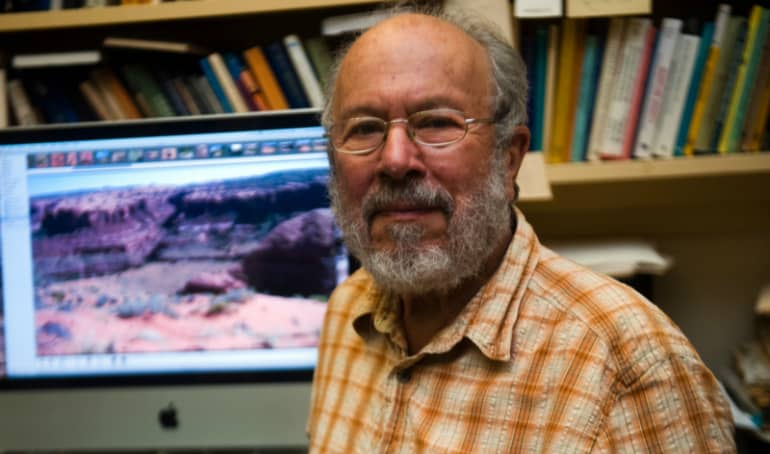 Simply Charly Expert Ezra T  Newman Receives Coveted Einstein Prize |