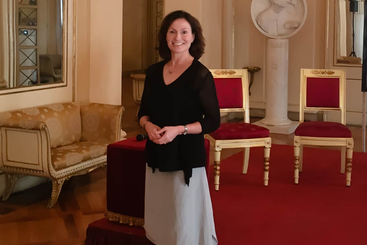 Katherine Syer