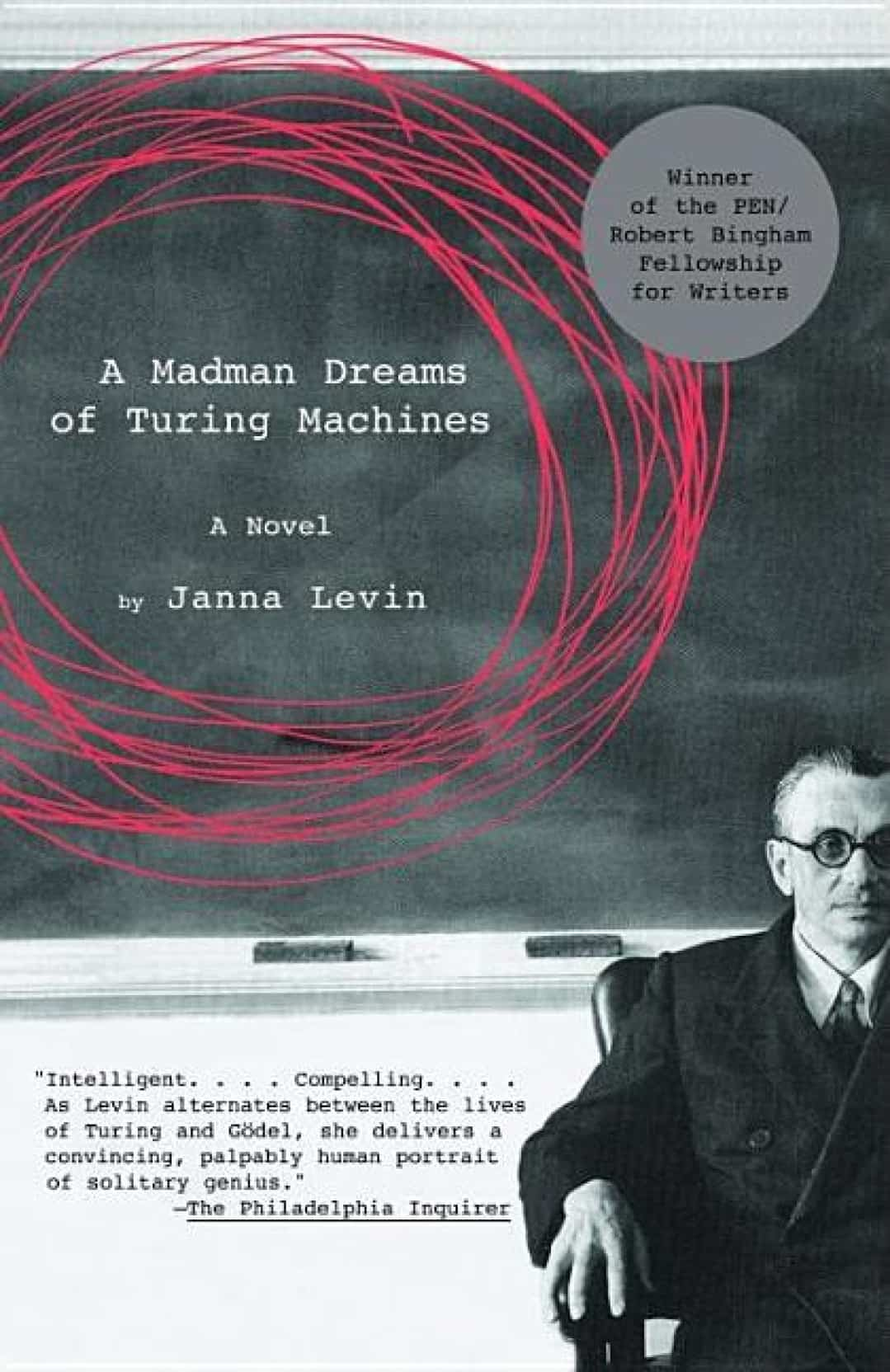 A Madman Dreams of Turing Machines - A Madman Dreams of Turing Machines