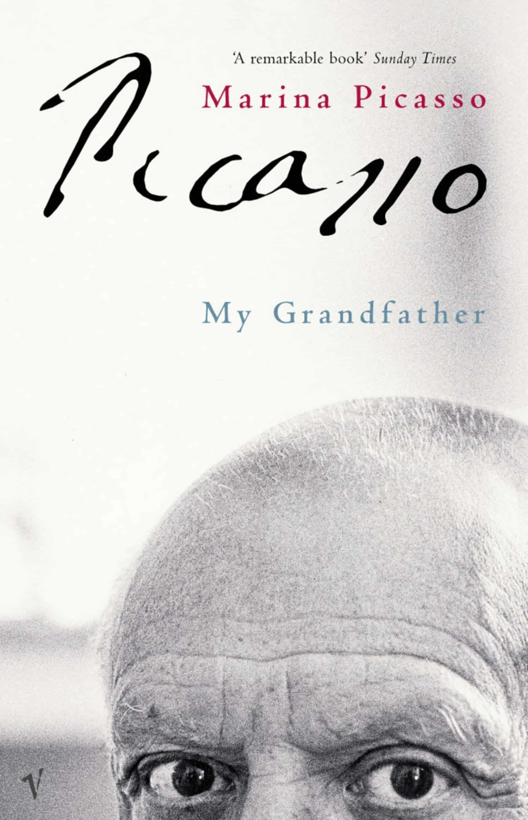 Picasso My Grandfather v2 - Picasso, My Grandfather