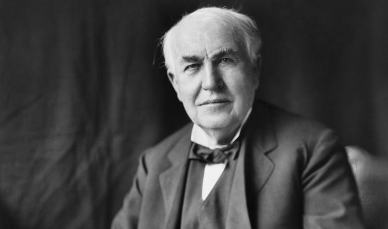 Thomas Edison - Watch