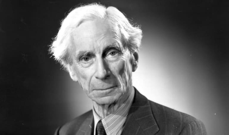 Bertrand Russell - Watch