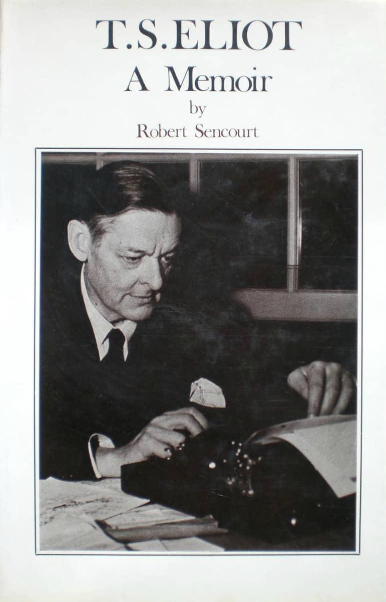 T.S. Eliot A Memoir - T.S. Eliot: A Memoir