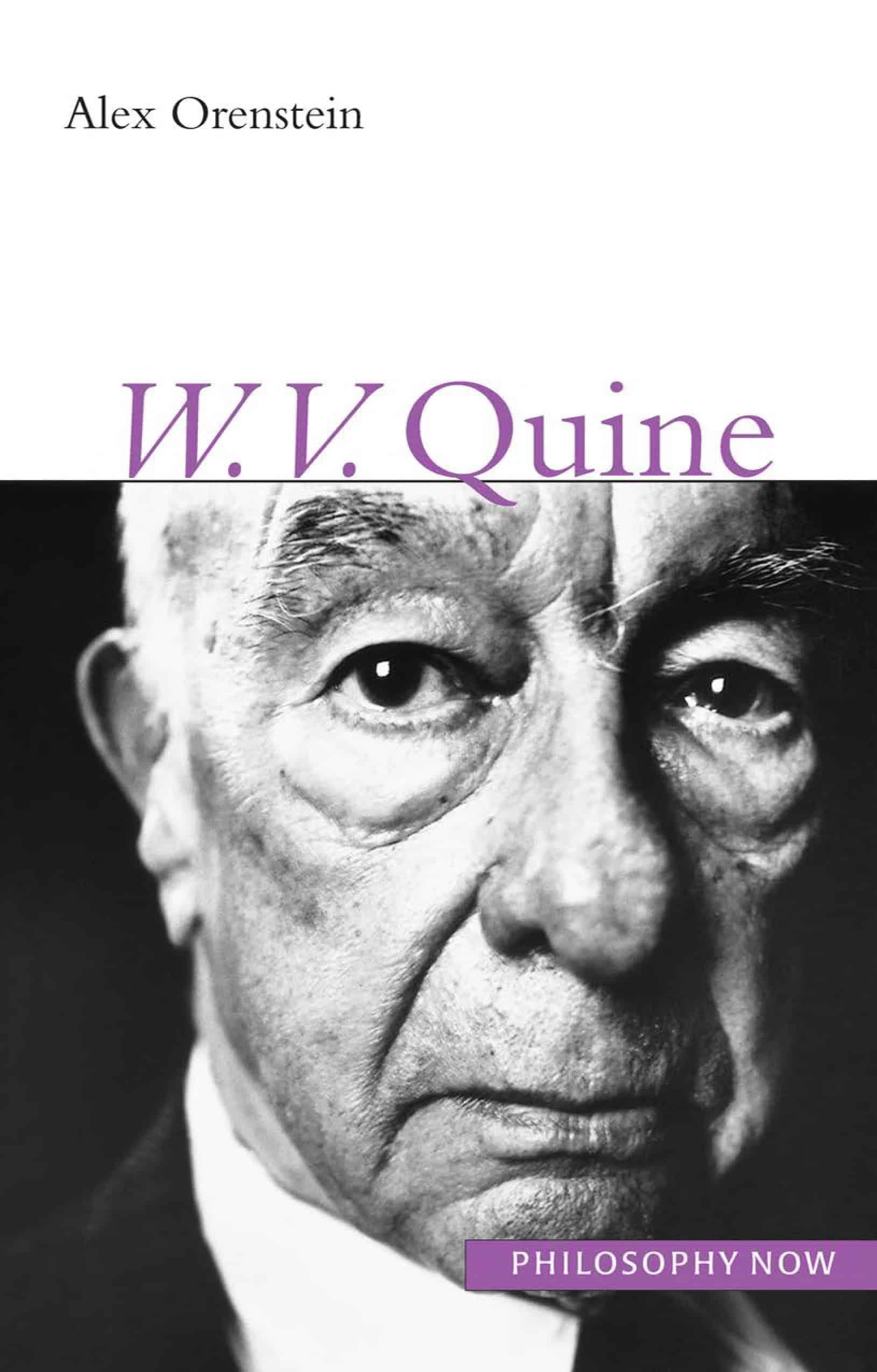 W.V. Quine - W.V. Quine