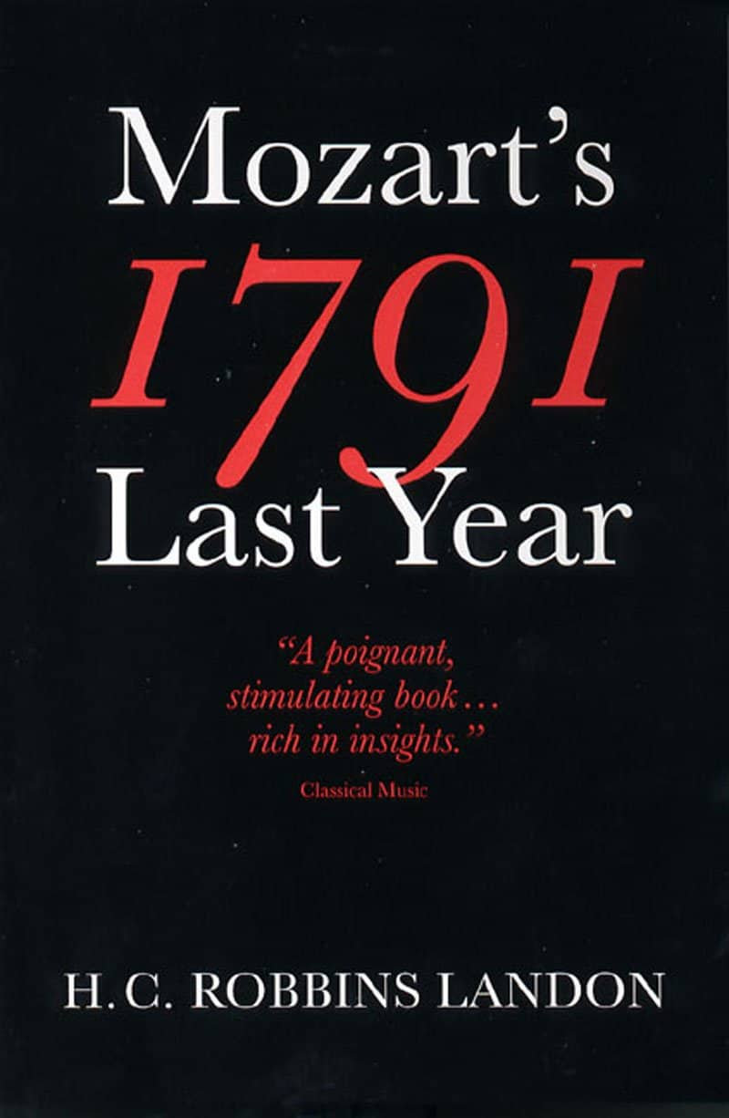 1791 - Mozart's Last Year