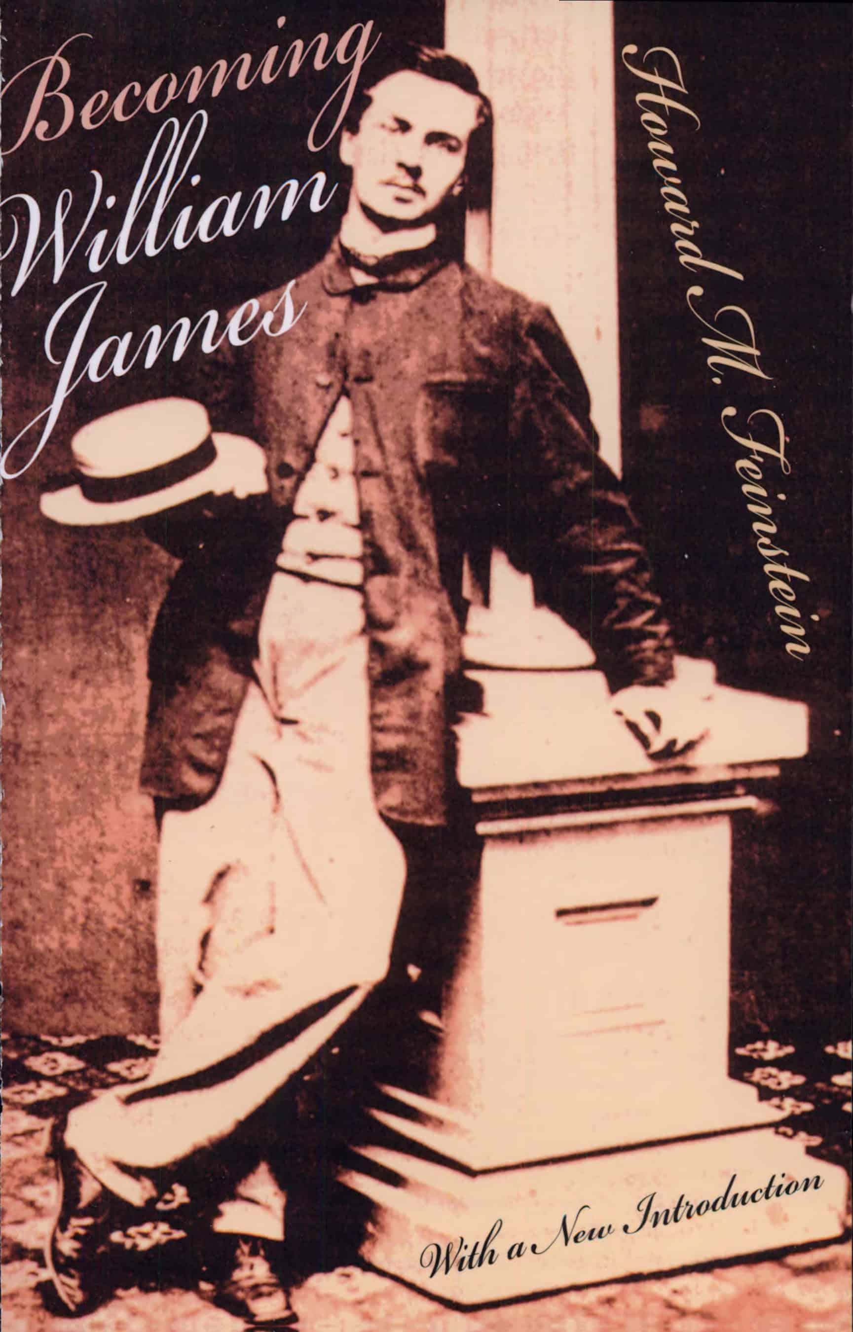 Becoming William James - Becoming William James