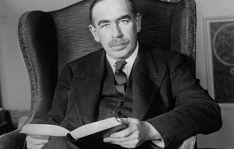 John Maynard Keynes 1 - Watch