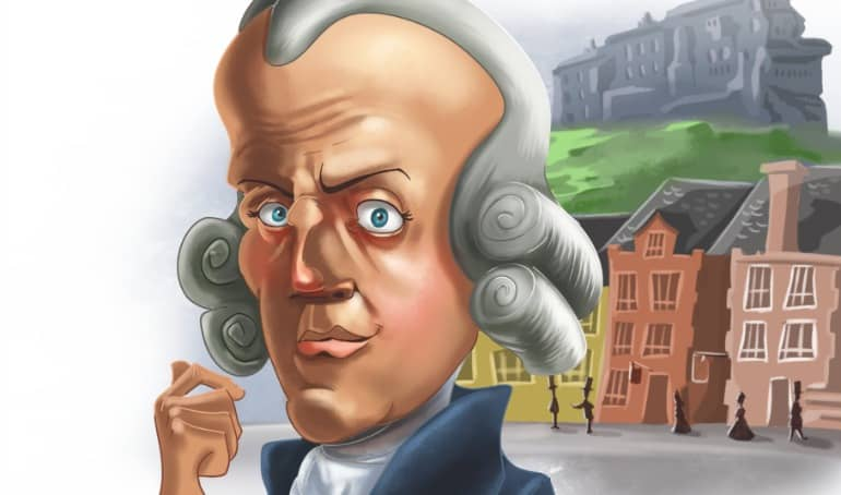 adam smith  10 Things You Might Not Know About Adam Smith | Simply Charly
