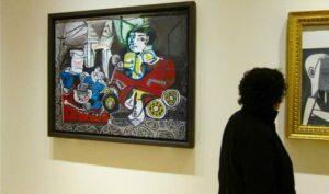 Gagosian Picasso Exhibit