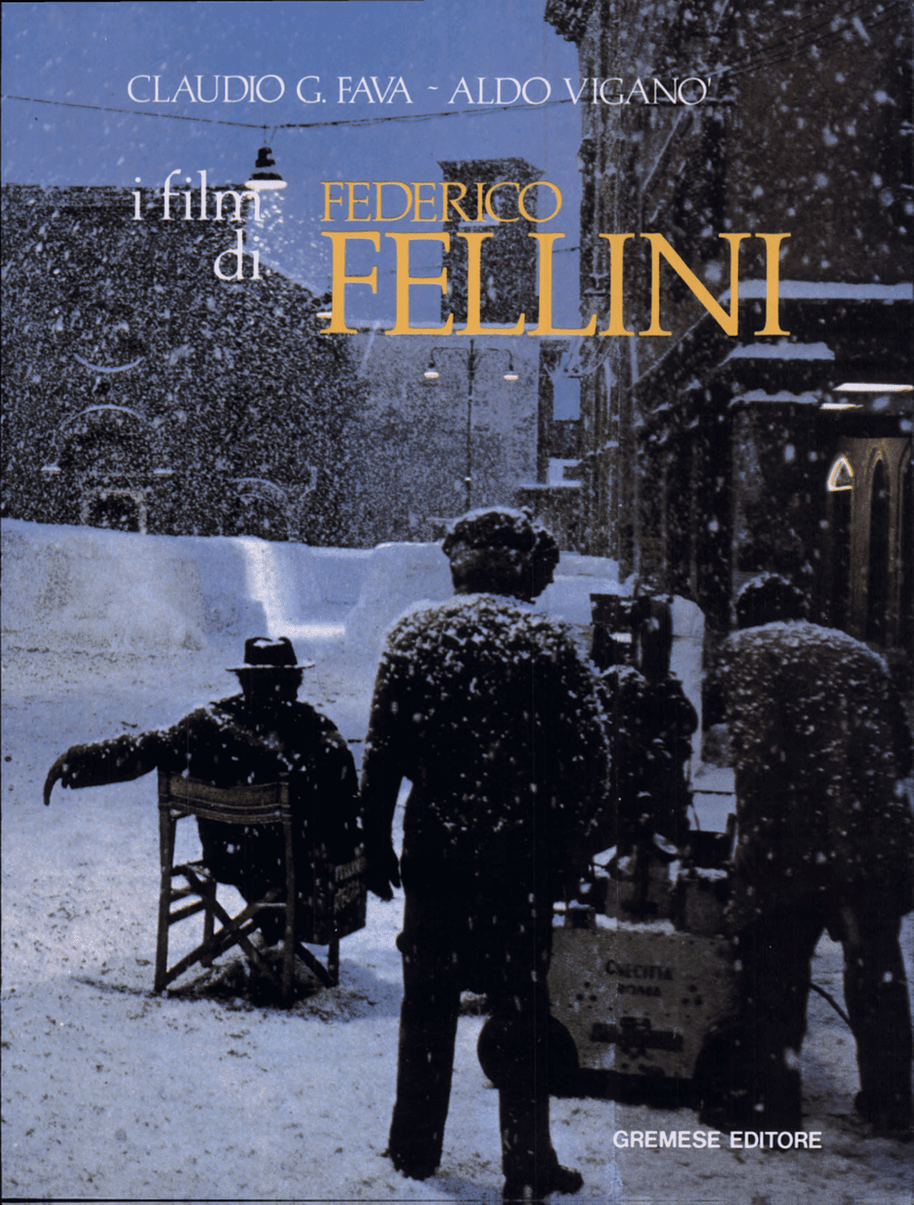The Films of Federico Fellini 1 - The Films of Federico Fellini