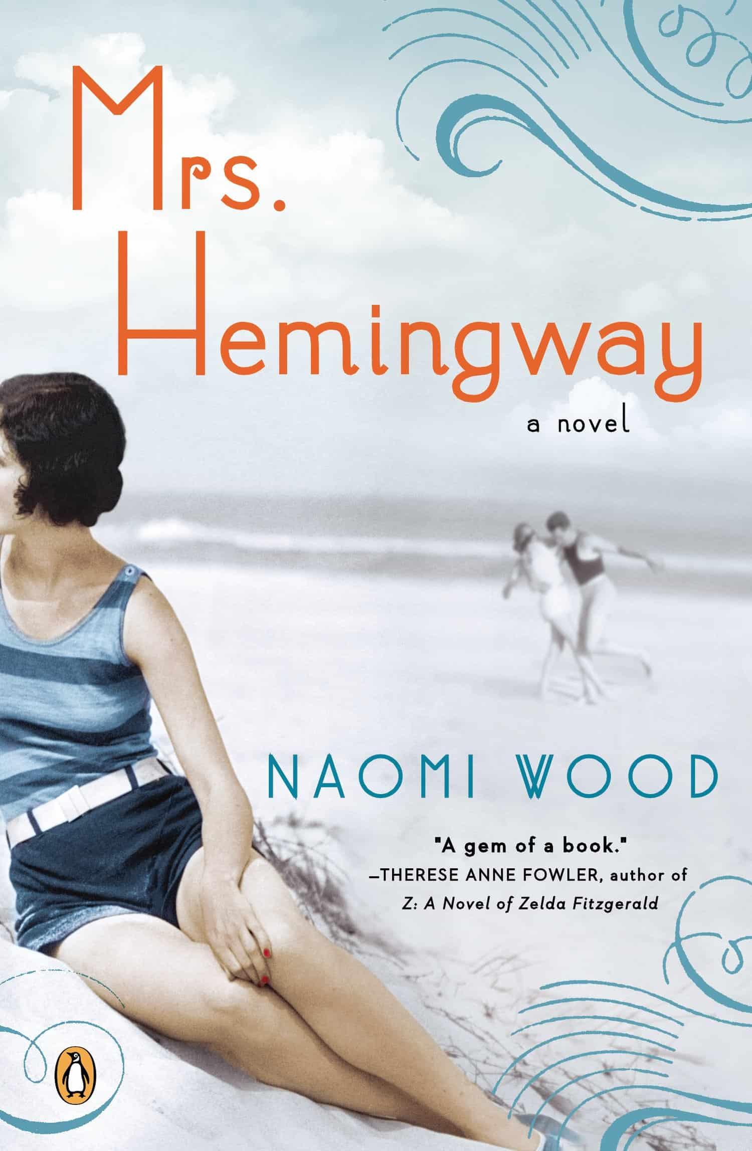 Mrs. Hemingway - A Novel