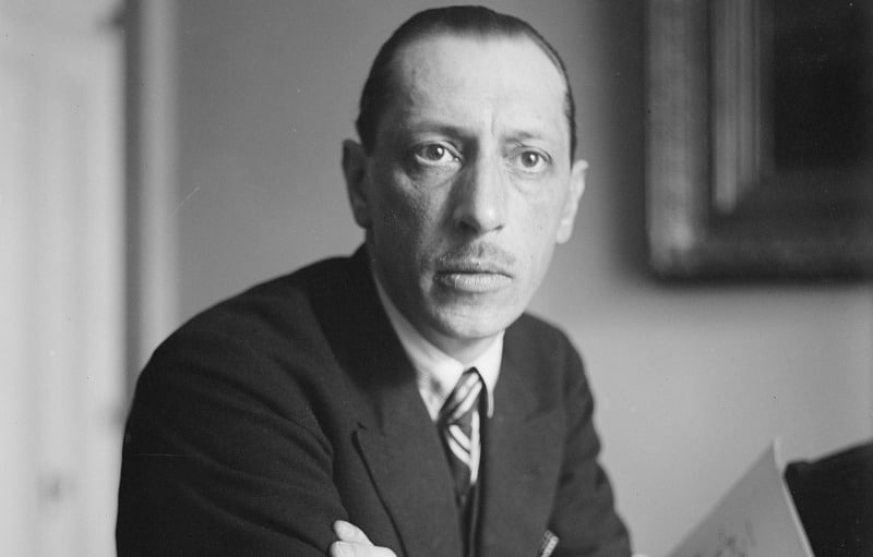 Igor Stravinsky 1 - Watch