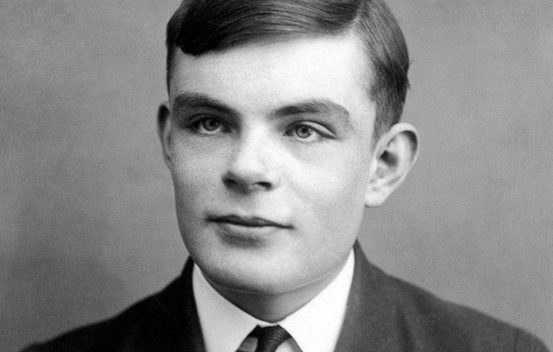Alan Turing 1 - Watch