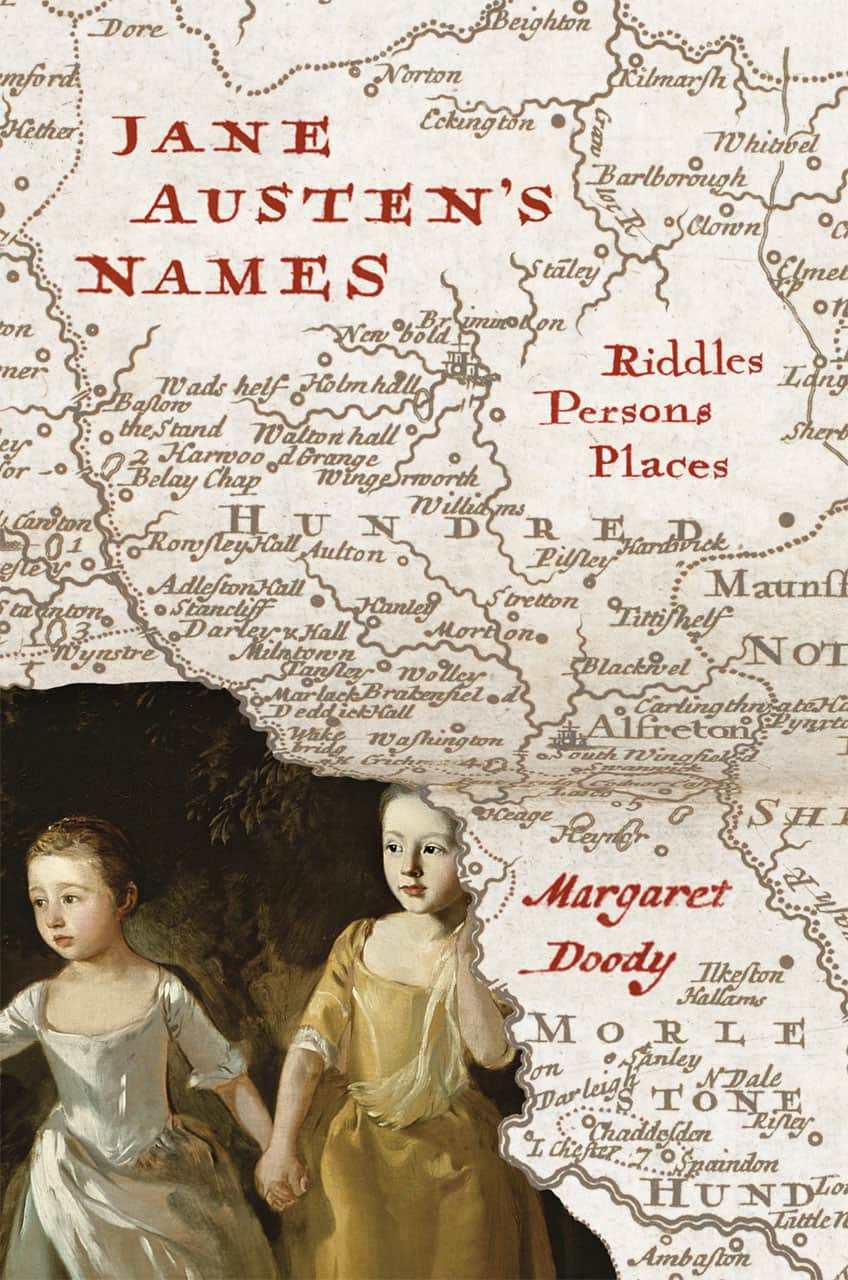 Jane Austen's Names Riddles Persons Places - Jane Austen's Names: Riddles Persons Places