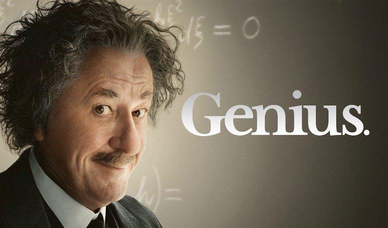 Albert Einstein National Geographic