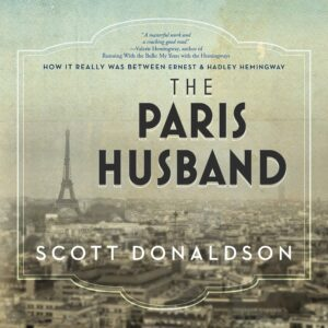 scottdonaldson theparishusband audiobook 300x300 - The Paris Husband