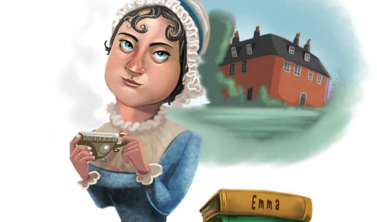 Jane Austen - 10 Things You Might Not Know About Jane Austen