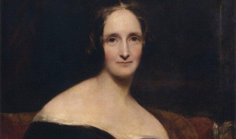 Mary Shelley - She Created a Monster: How Mary Shelley's Dream Inspired <em>Frankenstein</em>