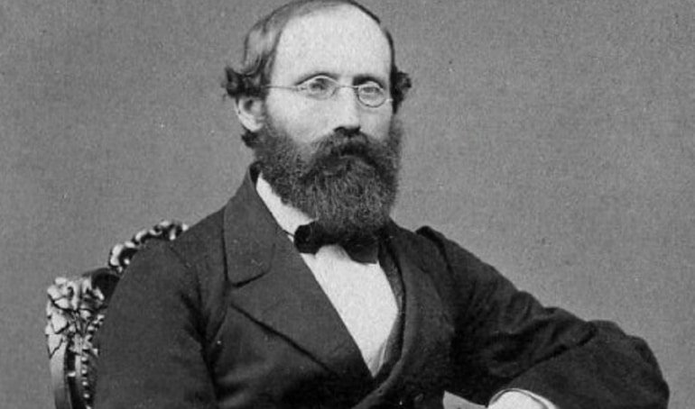 Bernhard Riemann - New Book on German Mathematician Bernhard Riemann Offers an Accessible and Engaging Introduction to the Mathematician's Life and Work