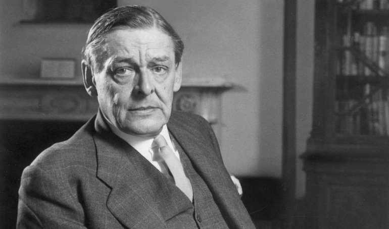 T.S. Eliot - T.S. Eliot's Collection of Whimsical Poems Is a Cat's Meow