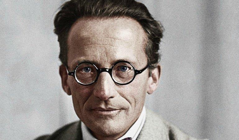 ERWIN SCHRÖDINGER - A Paradox—In All its Possible States