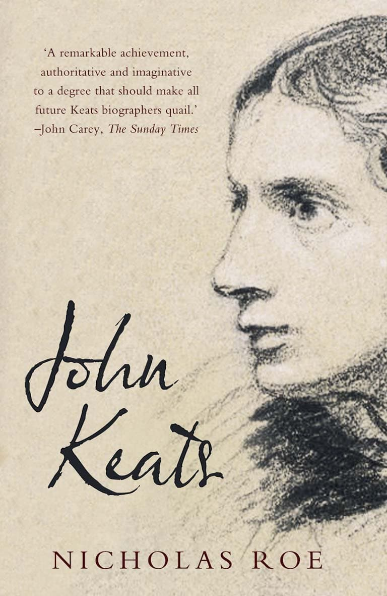John Keats   A New Life - John Keats: A New Life