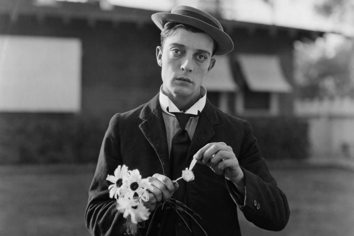 Buster Keaton Pork Pie Hat 3 - Busting the Buster Myth: To Buster Keaton, Comedy was a Laughing Matter