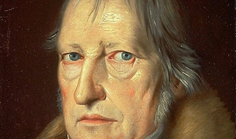 Hegel - New Book on German Philosopher Georg Hegel Offers an Accessible and Engaging Introduction to the Philosopher's Life and Work