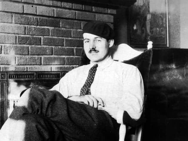 0d5b1c4c7f720f698946c7f6ab08f687 1 - Farewell to Hemingway: Paris Bids the American Writer Au Revoir