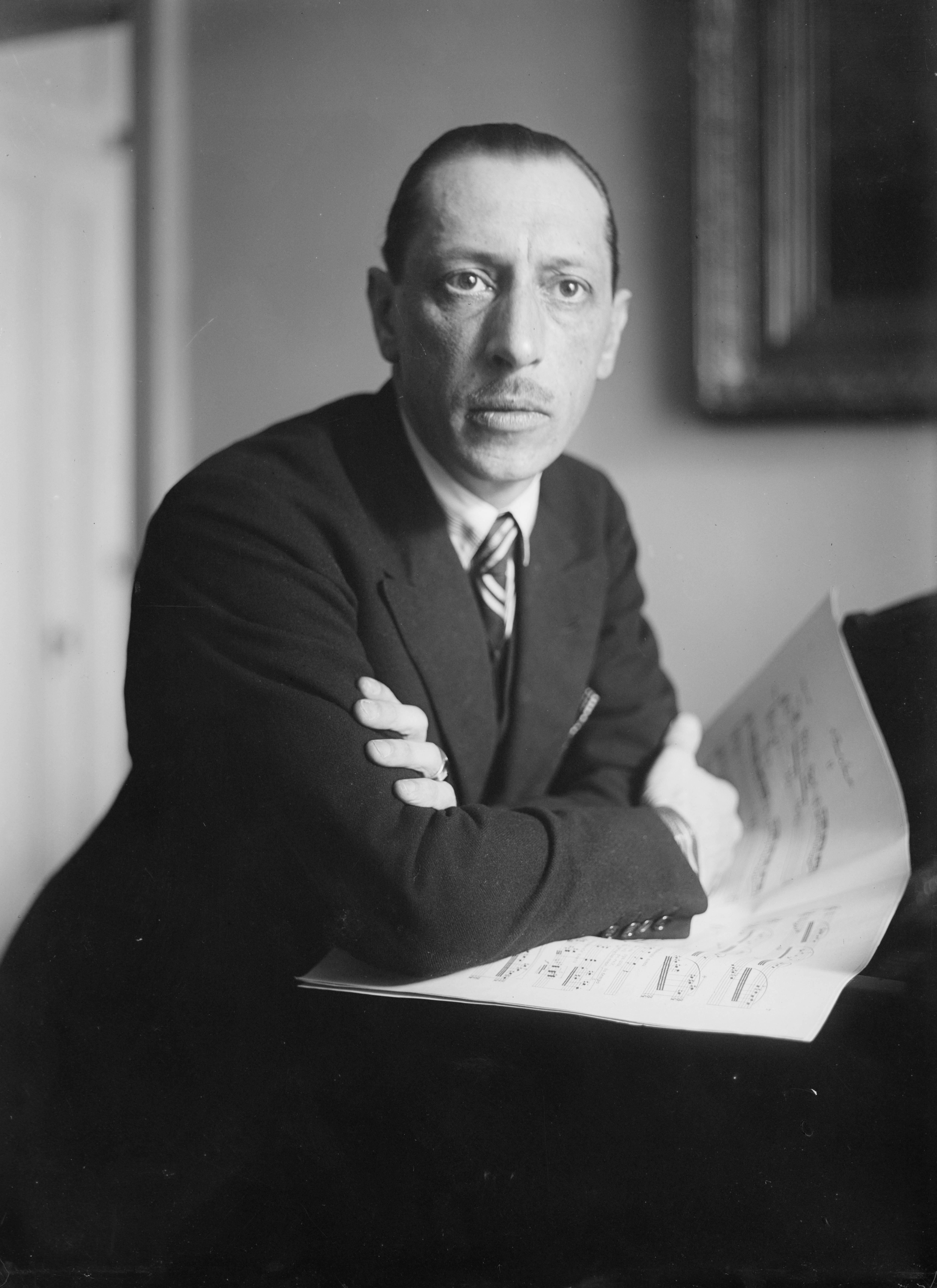 3313ae094569d45df1c5b394a25c1334 - Getting Off On The Wrong Foot: Igor Stravinsky's Wild Night At The Ballet