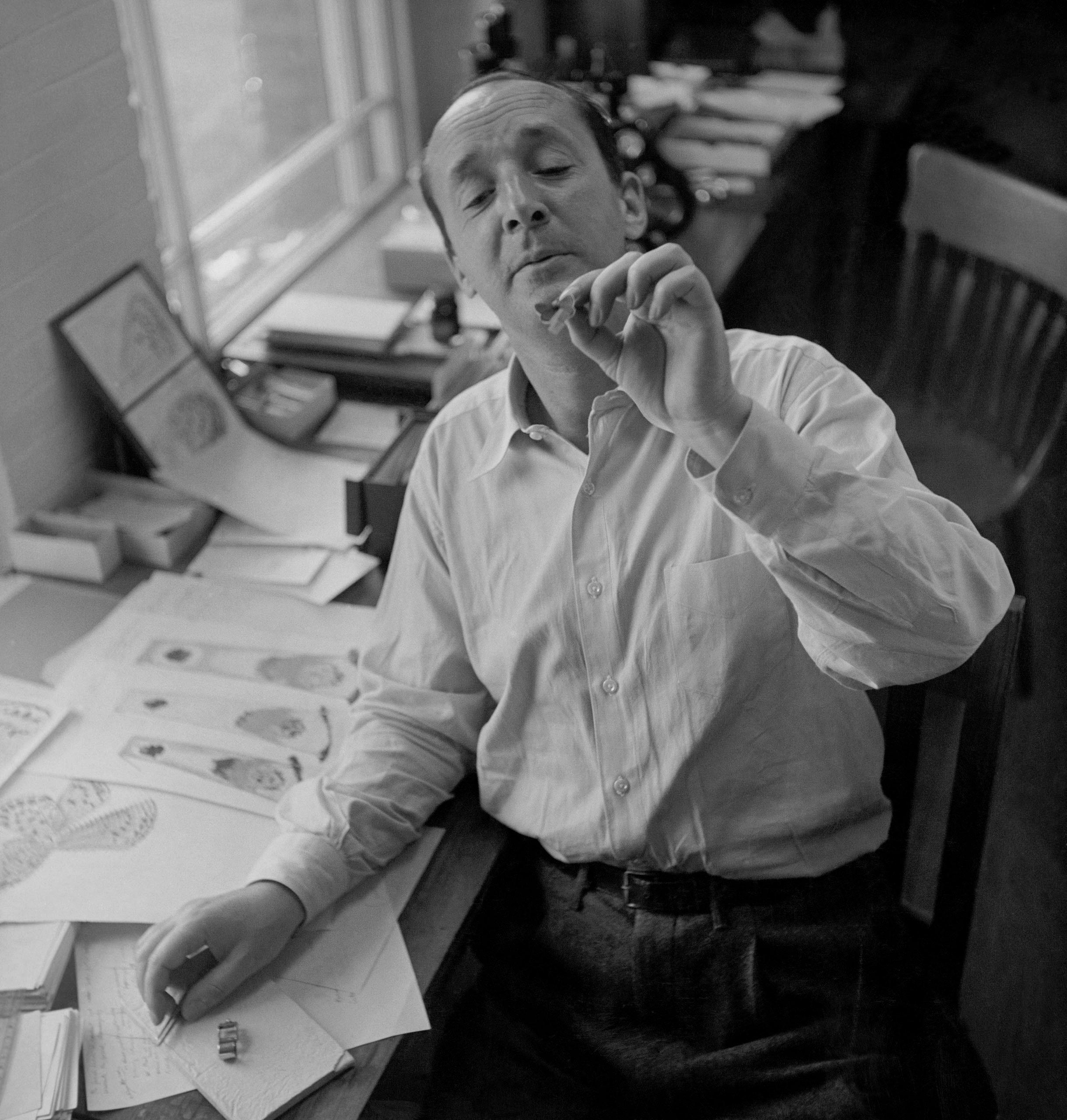 5038993e4d8f7b598793f8fc8288cfd9 3 - Vladimir Nabokov: The Russian Years
