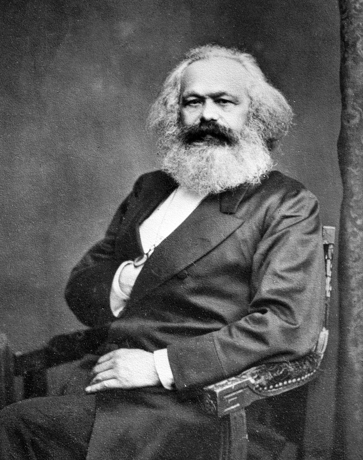 d4a2580e40e3b19e4e5473de26afa1d6 1 - Karl Marx: His Life and Environment