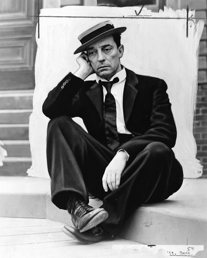 f8e86c6347104bc1ab8f559eadd467dc 1 - The Theater and Cinema of Buster Keaton