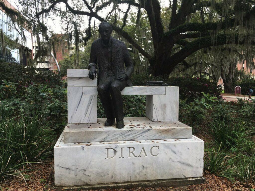 Paul Dirac Marble 1024x768 - Honoring the Memory of Quantum Genius Paul Dirac